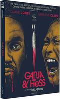 Ganja and Hess combo blu ray + dvd