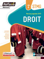 Droit  - 1re STMG (Manuel)