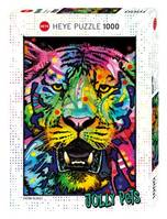 Tiger wild Dean Russo puzzle Jolly Pets