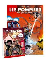 Les Pompiers - Pack - tome 01 - Calendrier 2021 offert