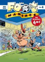 Les Footmaniacs - tome 04 - top humour 2021