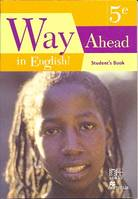 WAY AHEAD IN ENGLISH 5EME STUDENT'S BOOK CAMEROUN