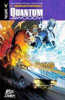 Quantum and Woody , Tome 2 : (in)Sécurité Nationale