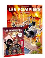 Les Pompiers - Pack - tome 19 - Calendrier 2021 offert