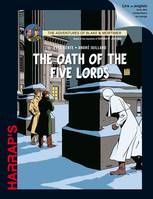 Harrap's The Oath of the five Lords graphic Novel (Blake et Mortimer)