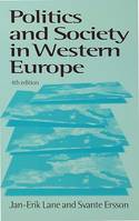 Politics and Society in Western Europe