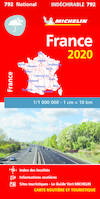 CR : France 2020 indechirable 1/1000000