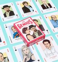 TV Genius Playing Cards /anglais