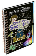 HARRY POTTER - CREATURES SECRETES