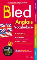Bled anglais / vocabulaire
