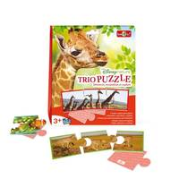 TRIO PUZZLE DISNEYNATURE