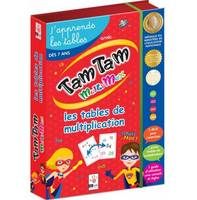 Tam tam multimax / j'apprends les tables de multiplication