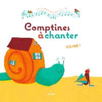 Comptines à chanter, vol. 1 + CD