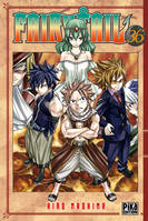 36, Fairy Tail T36