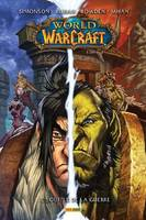 World of Warcraft comics book T03 : Le souffle de la guerre
