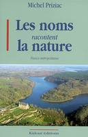 Les noms racontent la nature, France métropolitaine