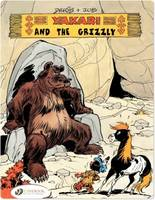 Yakari (english version) - Tome 4 - Yakari and the Grizzly