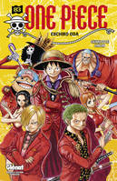 One Piece, Charlotte Linlin, Tome 83