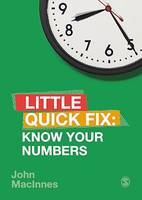 Know Your Numbers, Little Quick Fix