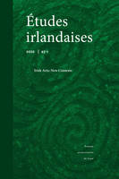 Études irlandaises, n° 45.1, Irish Arts: New Contexts