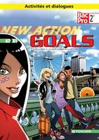 New Action goals Sde Bac Pro CD audio