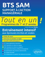 BTS SAM / support à l'action managériale