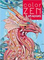 COLOR ZEN - DRAGONS