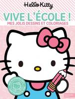 HELLO KITTY-ACTIVITES VIVE L'ECOLE