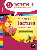 Chouette - Lecture Grande Section