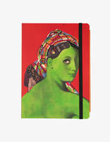 Grand carnet Raysse Odalisque