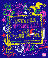 LETTRES TIMBREES AU PERE NOEL