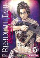 5, Resident Evil - Heavenly Island - tome 5
