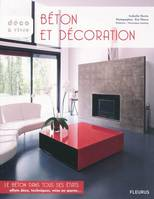 BETON ET DECORATION