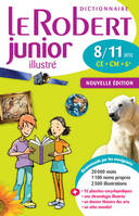 Dictionnaire Le Robert Junior illustré