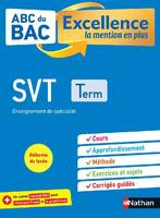 ABC du BAC Excellence Sciences et Vie de la Terre Term