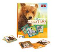 MEMO TRIO DISNEYNATURE