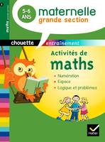 Chouette - Maths Grande Section