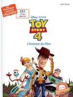 Premières lectures CE1 Disney - Toy Story IV