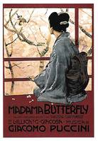 Madama Butterfly Carte postale