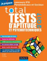 TOTAL tests d'aptitude et psychotechniques - 2017