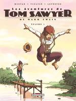 Volume 1, 1/LES AVENTURES DE TOM SAWYER, DE MARK TWAIN