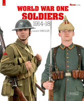 WORLD WAR ONE SOLDIERS 1914-18 (GB)