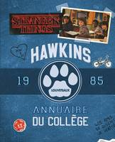 Stranger things- Annuaire Hawkins 1985