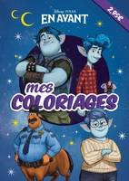EN AVANT - Mes coloriages - Disney Pixar