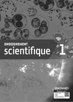 Enseignement scientifique 1re (2019) - Livre du professeur