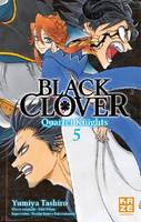 Black Clover - Quartet Knights T05
