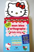 Hello Kitty - Mon bloc d'orthographe 8-10 ans