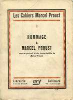 Hommage a marcel proust((1871-1922))
