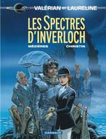 Valérian, tome 11, Les spectres d'Inverloch