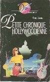 Petite chronique hollywoodienne